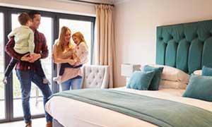 Chambres familiales Inclus