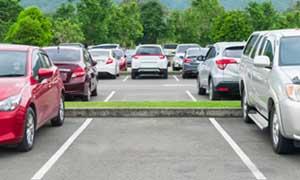 Parking Inclus