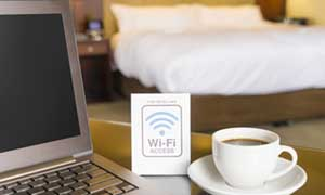 Wifi (chambres) Payant