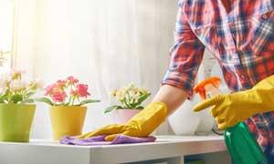 Ménage fait à la sortie Inclus