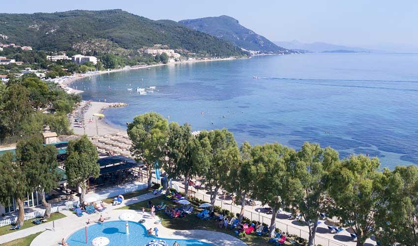 Club Marmara Grèce : proche de la mer