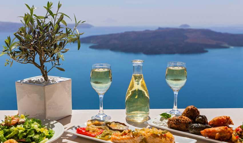 Club Marmara Grèce : spécialités culinaires