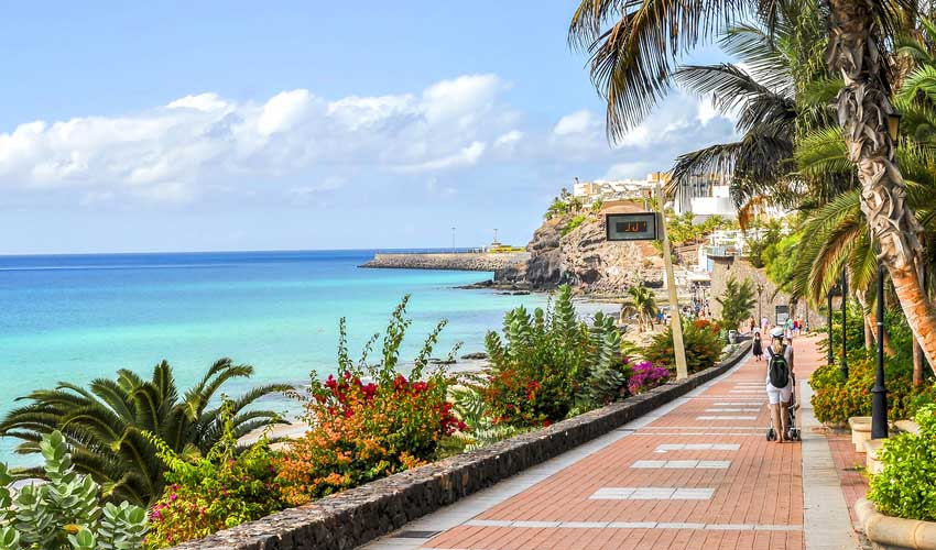 Clubs Marmara : Fuerteventura plage