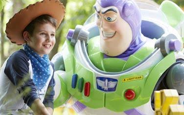 Disneyland: Toy Story