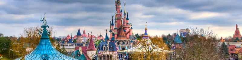 Disneyland: parcs et hôtels