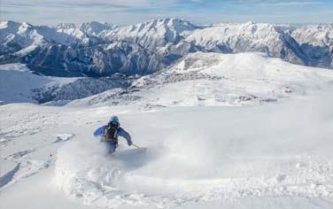 Belambra : Ski à l'Alpe d'Huez
