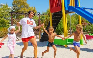 Clubs vacances Lookéa : activités enfant
