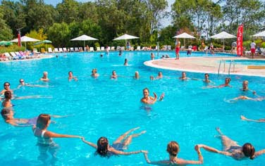 Clubs vacances Lookéa : activités