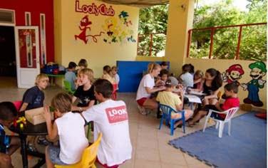 Clubs Vacances : activité enfants