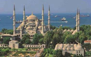 Week-end pas cher Look Voyages : Istanbul