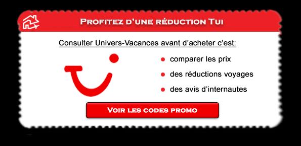 Code promo TUI