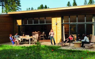 Center Parcs : cottage famille