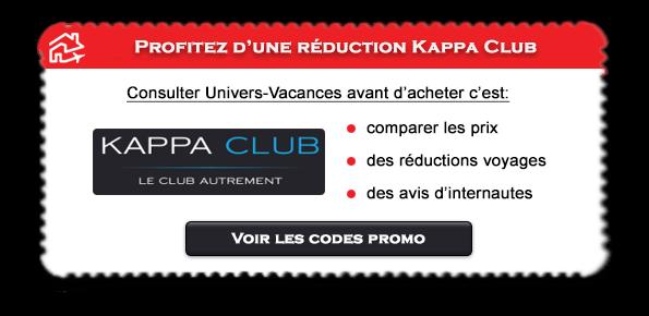 Code promo Kappa Club