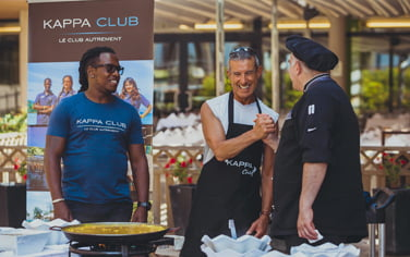 Cours de cuisine Kappa Club