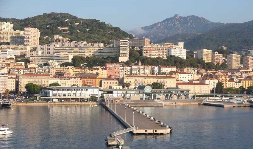 Club Marmara en France : vistier Ajaccio