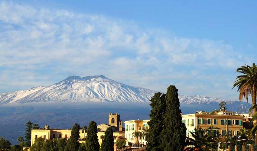Marmara en Italie : l'Etna
