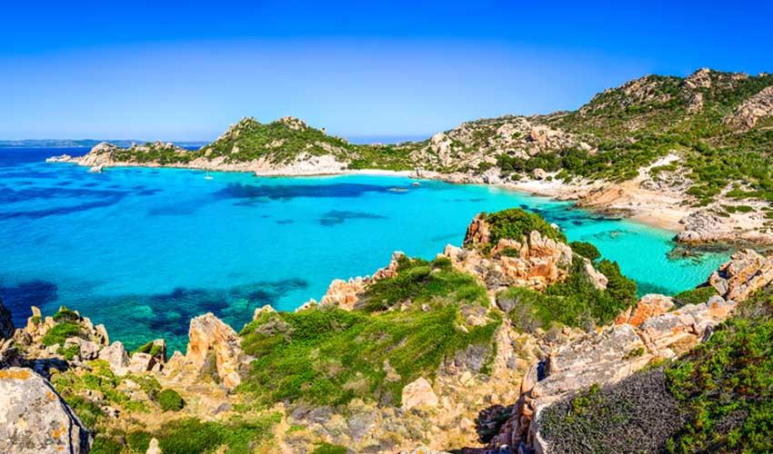 Hôtels Clubs Marmara en Italie : l'île Sardaigne