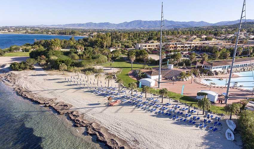Clubs Marmara en Italie : profiter du soleil