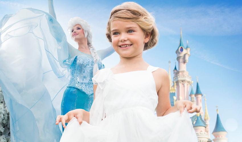 Promotion Disneyland Paris : + de magie !