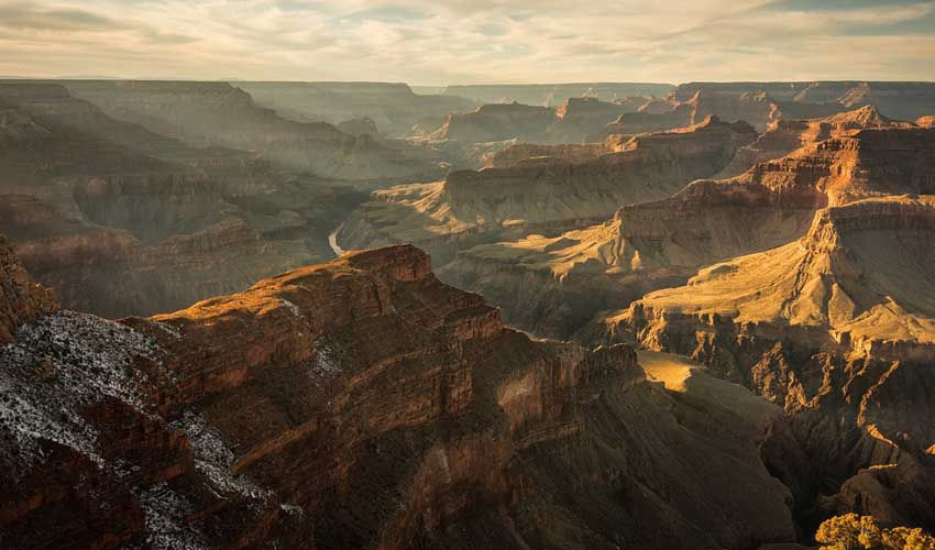 Citcuit Jet tours au Grand Canyon par Thomas Cook