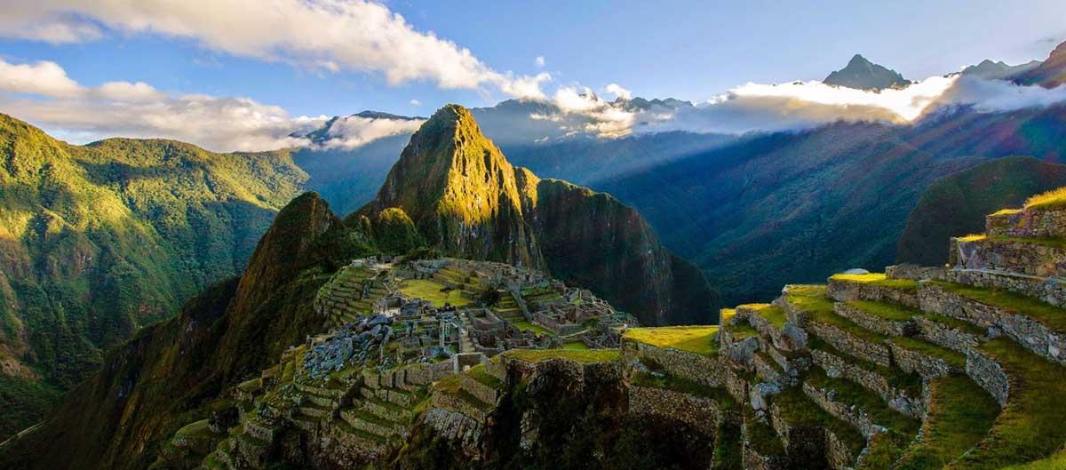 Machu Pichu lors d'un circuit Jet tours
