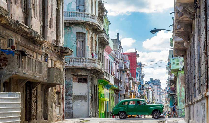 Thomas Cook : clubs vacances Jet tours à Cuba
