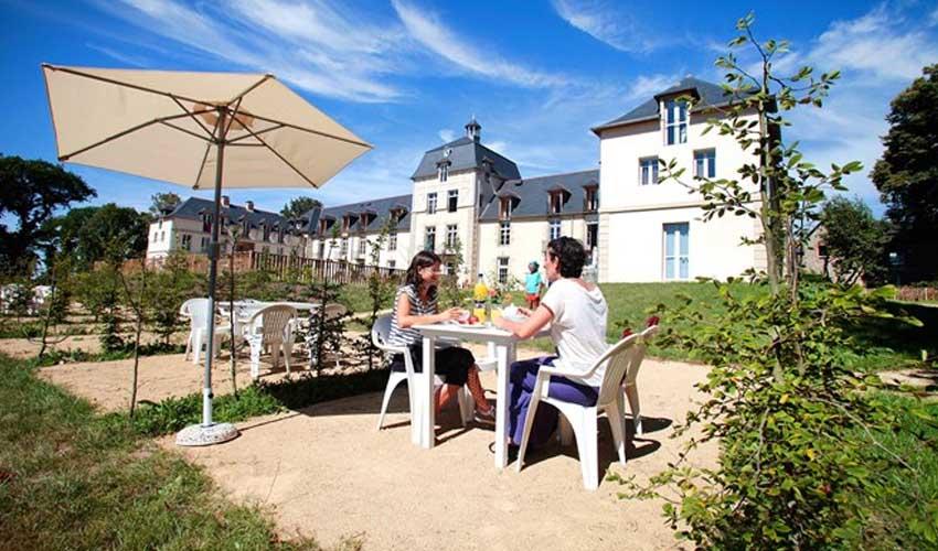 Odalys Vacances : séjour en hôtel historique