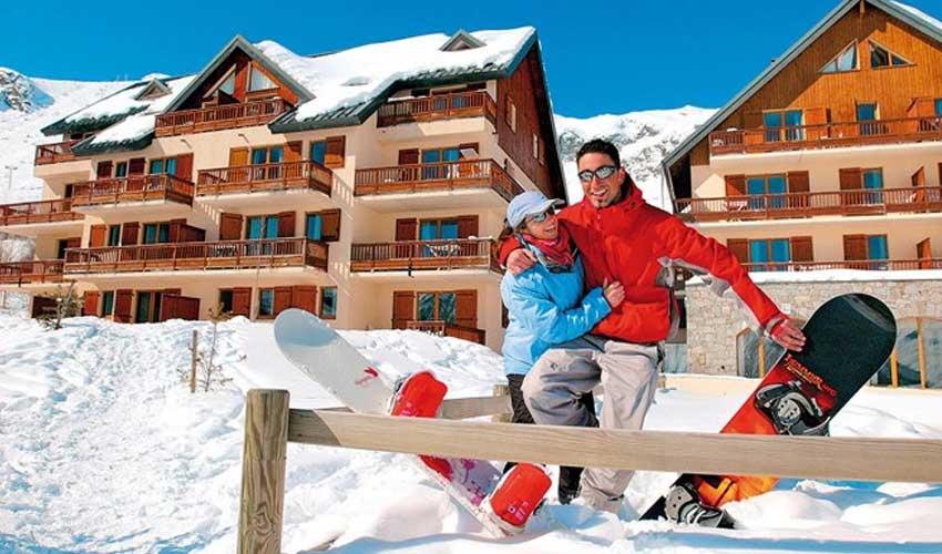 Odalys-Vacances : séjour au ski