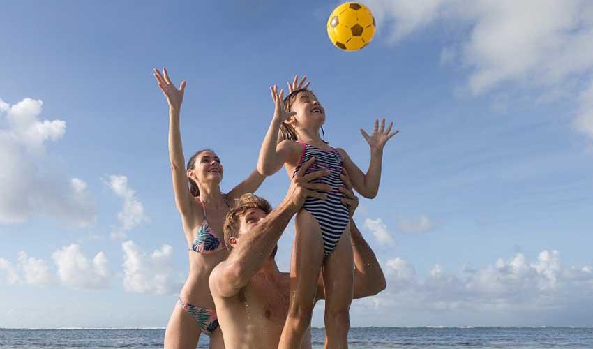 Avis Pierre et Vacances sur les activités sportives
