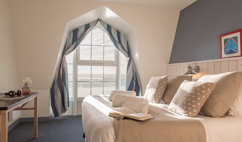Chambres confortables Pierre & Vacances