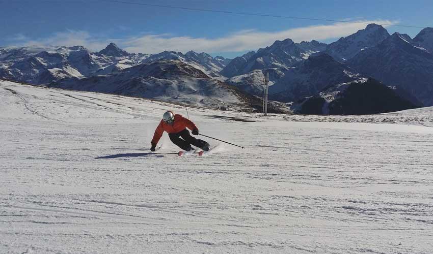 Pierre & Vacances propose des forfaits ski