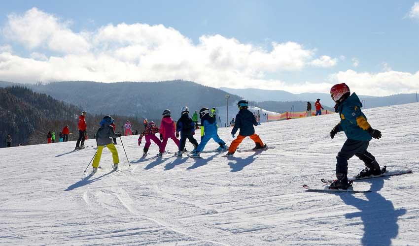Pierre & Vacances : les clubs enfants au ski