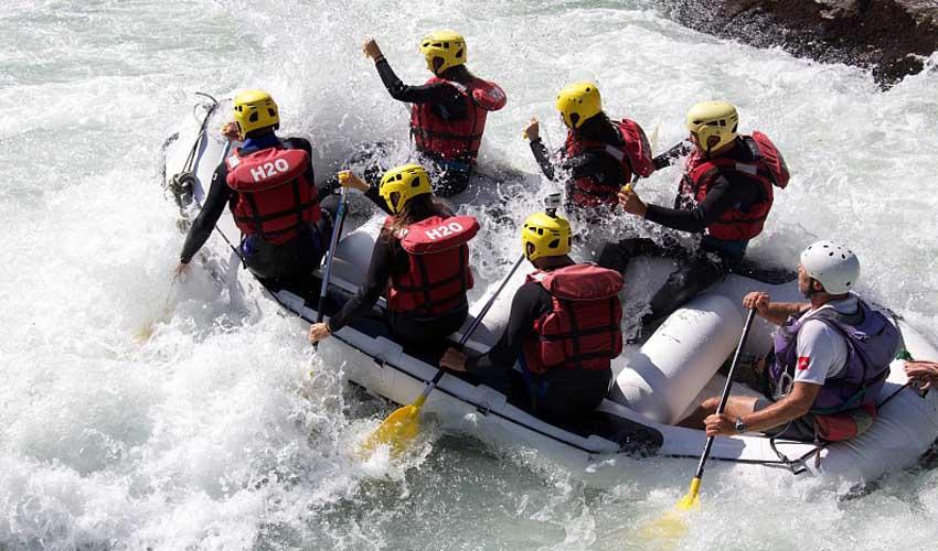 Faire du canoë Kayak avec Pierre & Vacances