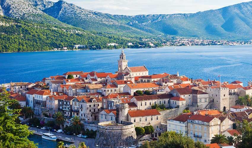 La Croatie en résidence premium Pierre & Vacances