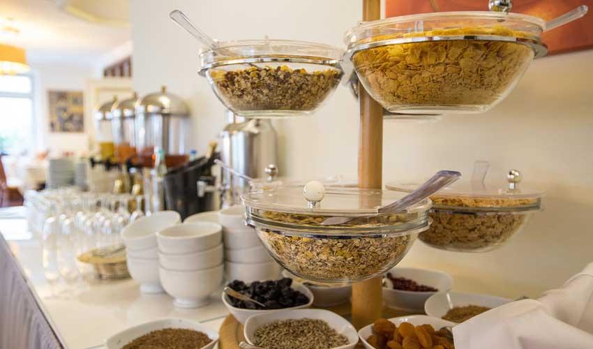 Profitez du petit déjeuner dans les résidences premium