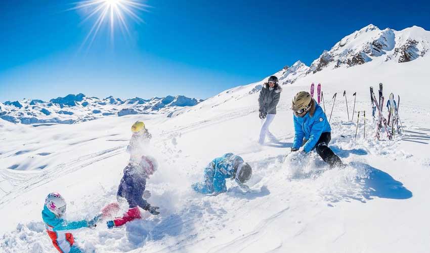 Pierre & Vacances : du ski sans les enfants
