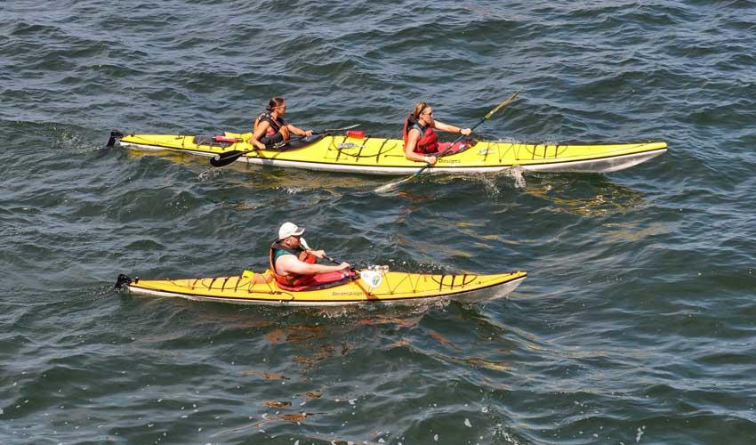 Activités Odalys à la mer