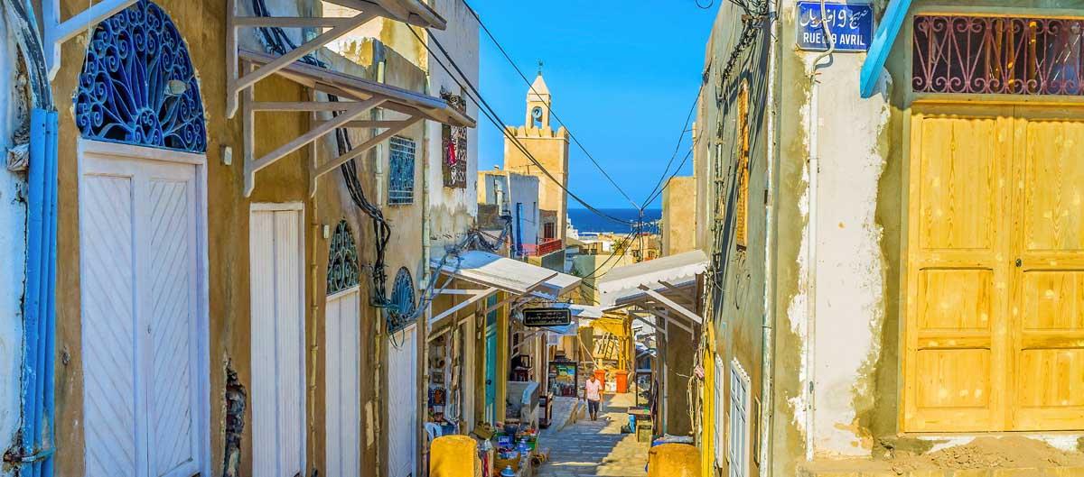 Découvrir la Tunisie en club vacances