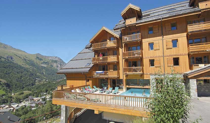 Visiter la montagne en été avec Odalys-Vacances
