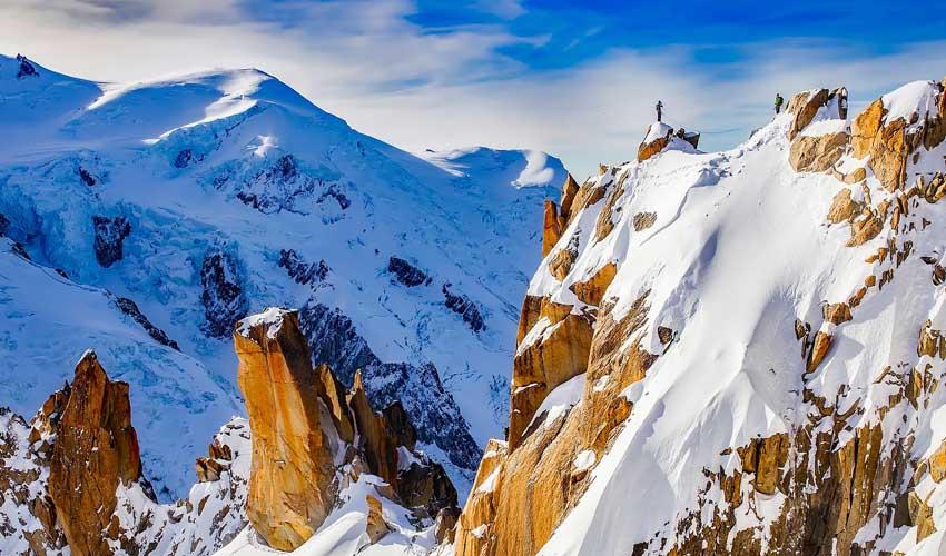 Montagne en hiver avec Odalys