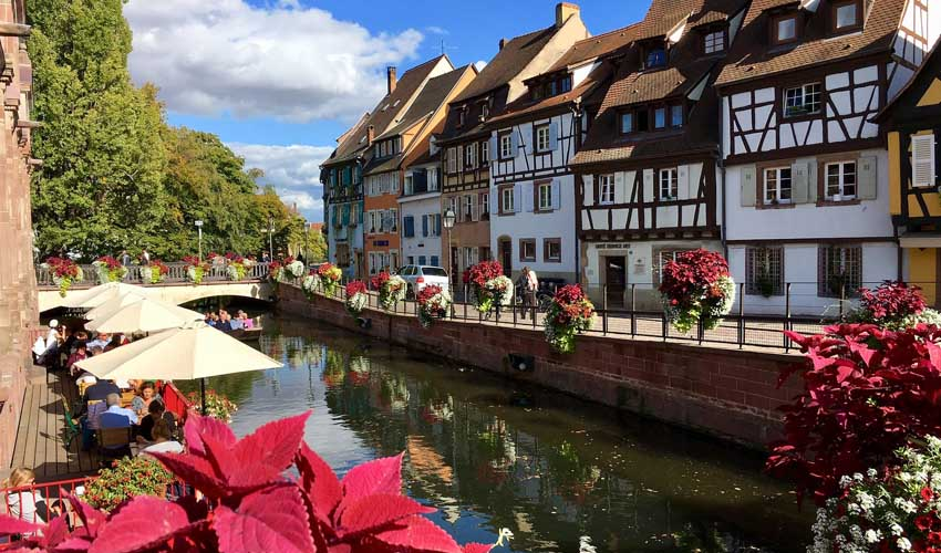 Odalys-Vacances à Colmar, Strasbourg