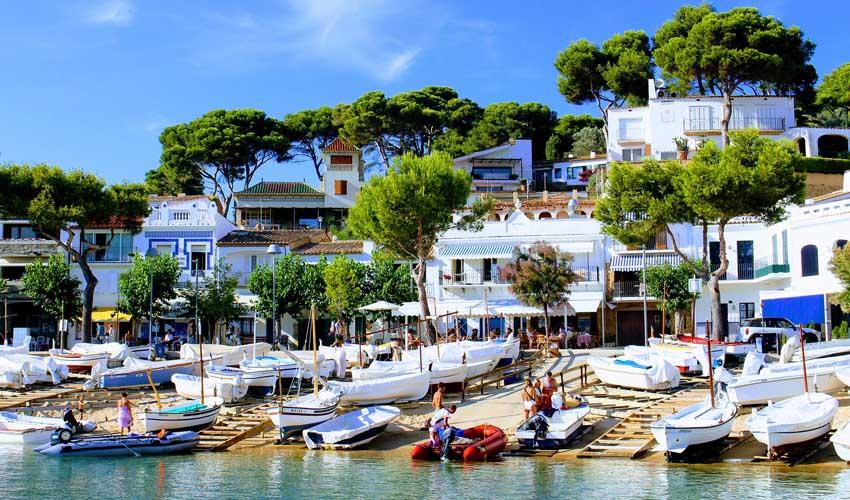 Résidence Odalys-Vacances en Espagne, Costa Brava