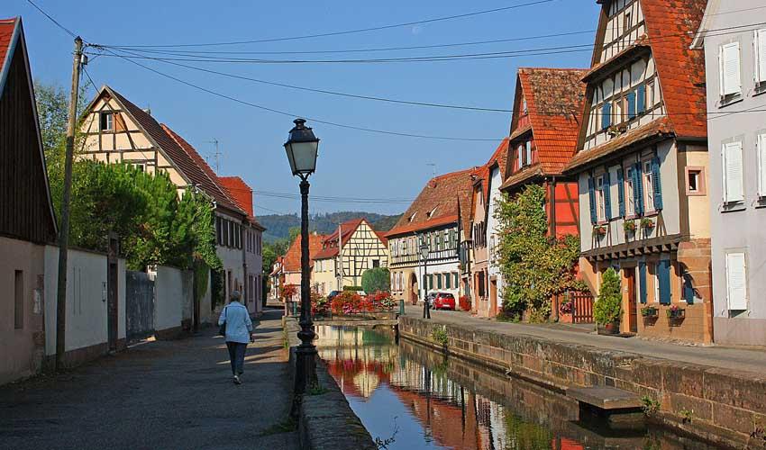 Résidences Odalys-Vacances en Alsace