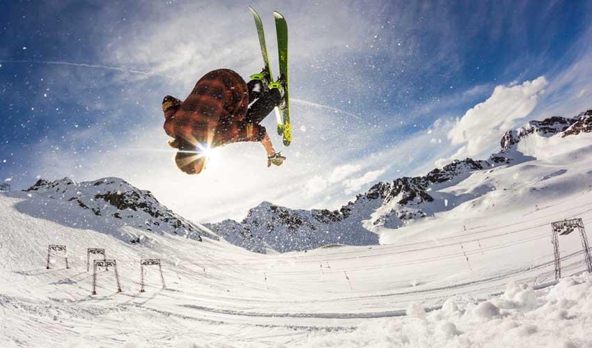 Sensations fortes au ski avec Odalys-Vacances