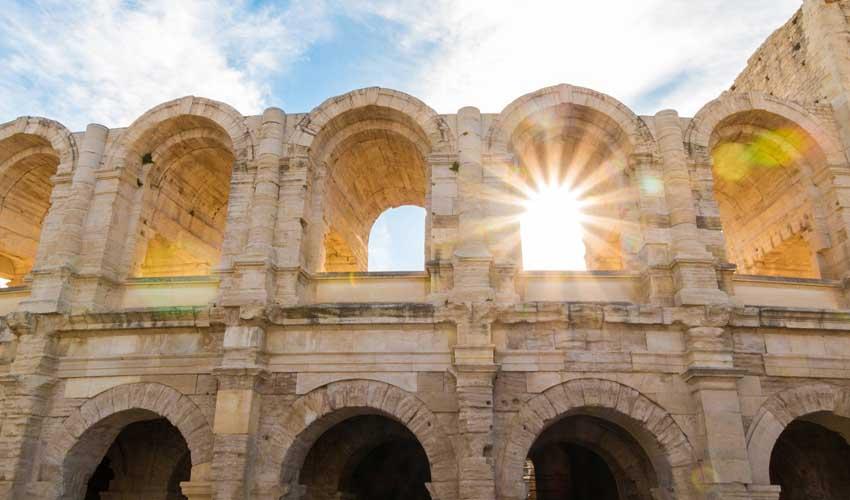 Visiter Arles avec Odalys-Vacances