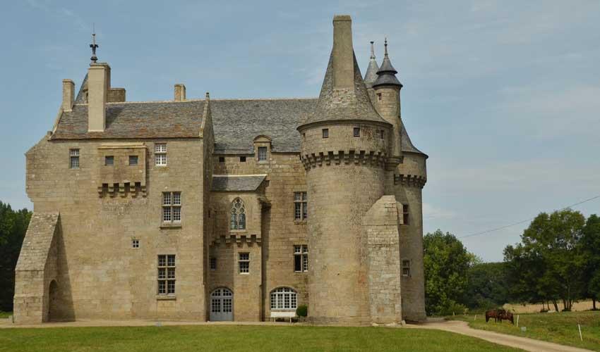 Visiter les châteaux en résidence Odalys