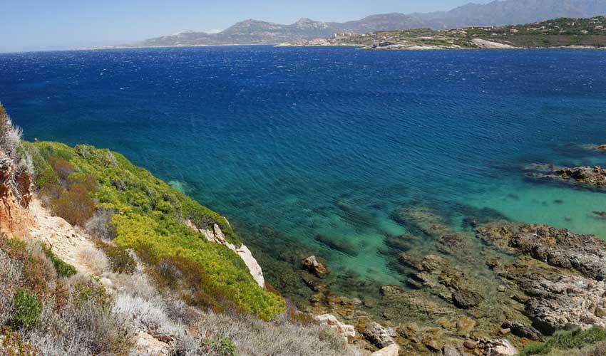 Paysage Corse avec Odalys