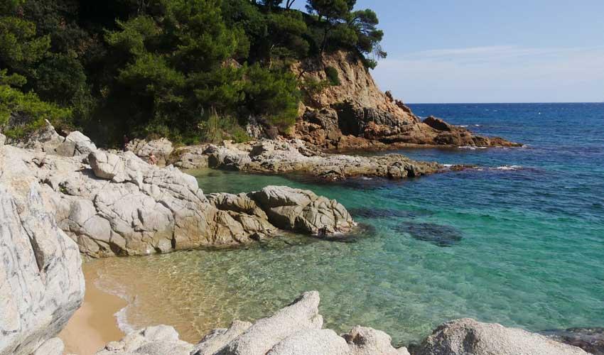 Odalys-Vacances au Costa Brava, Espagne face à la plage