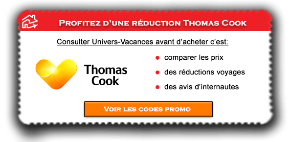 Code promo Thomas Cook (Jet tours)