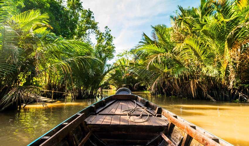 Croisière Thomas Cook sur la rivière du Mekong